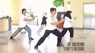 Tai Chi 24 steps