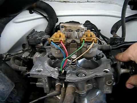 1995 Chevy Ecm Wiring Diagram Modded Tbi 93 K1500 Youtube