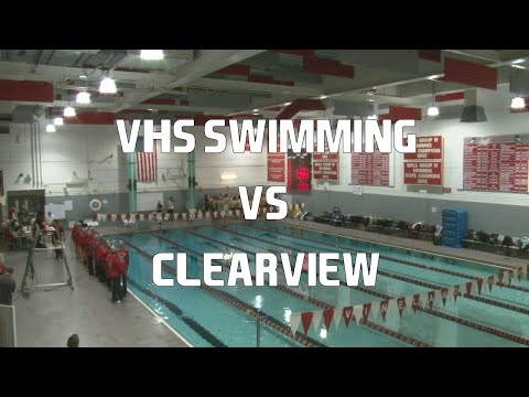 VHS Swimming vs Clearview