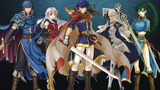 Fire Emblem Heroes Gameplay