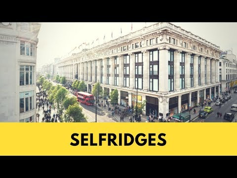 Selfridges | Travel London