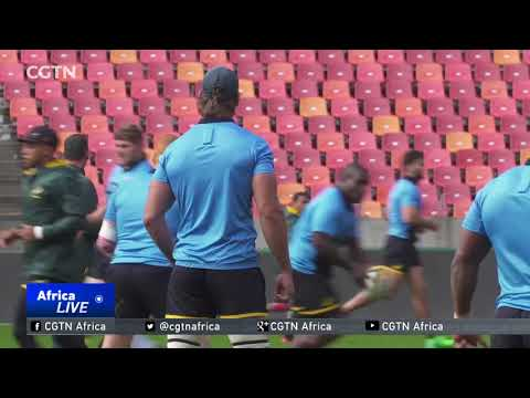 Rugby: South Africa seeks win against Australia in Perth