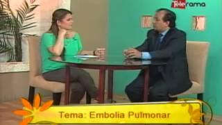 Icd 10 pulmonar embolia