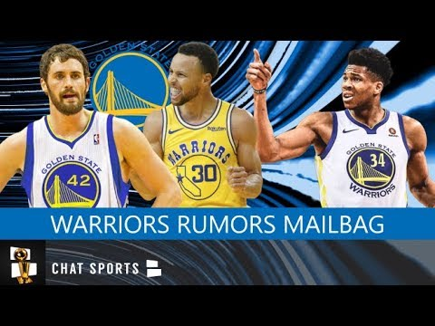 Warriors Rumors Giannis 2021 Free Agency Trade For Kevin Love 2020 Nba Playoff Outlook Mailbag Youtube