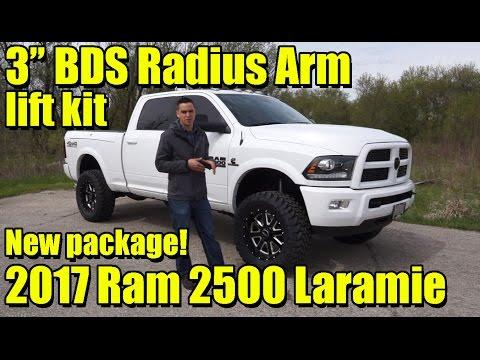 "BDS Fox 2.0 Performance Rear Shocks fits 2/"" Lift Kits for 2013-18 Dodge//Ram 3500"