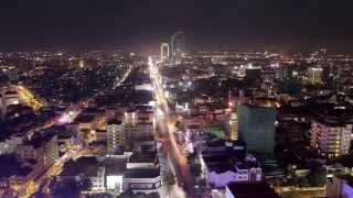 City Time Lapse Video | Phnom Penh Cambodia