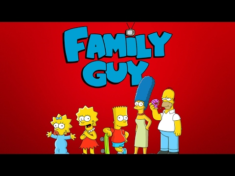 The Simpsons References in Family Guy