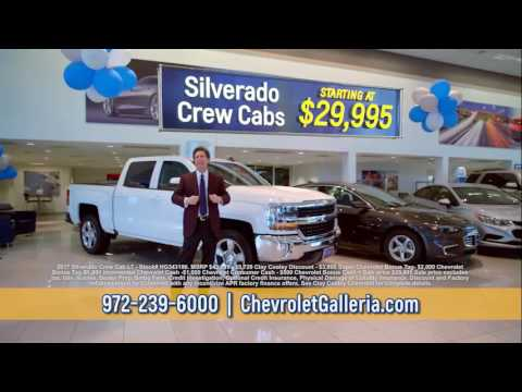 Clay cooley chevy truck month find new roads youtube for Cooley motors used cars