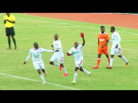 Nyasa Bullets 2nd Goal VS Beforward Wanderers - Nelson Kangunje Carlsberg Malawi cup Final.