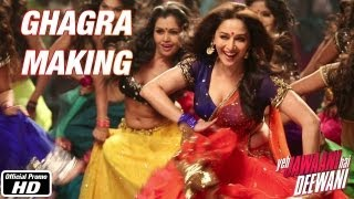 Mohini's ghagra has been breaking news all over. the living legend madhuri dixit, future torch bearer of industry ranbir kapoor & ace choreograph...