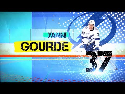 NHL Network Ice Time: Yanni Gourde demos his explosiveness on the ice