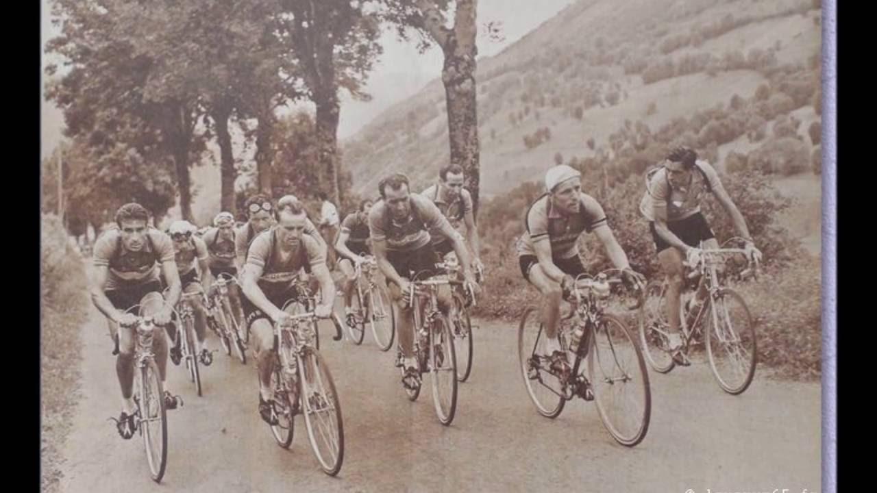 Tour de France 1952 - YouTube