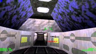 Descent PC Coop Multiplayer Gameplay using DXX-Rebirth at 2560x1600