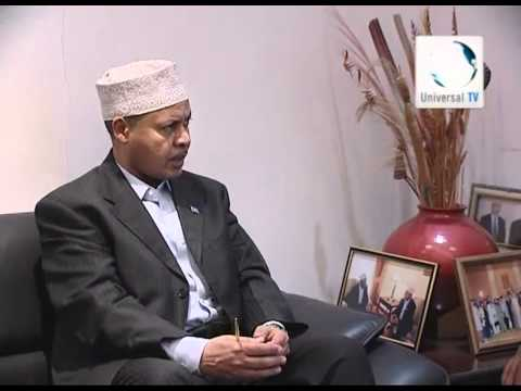 Somali kuwait ambbasidor interview