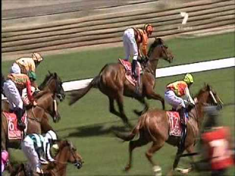 Tears I Cry Emirates Stakes 2007 Win Anne McGrath