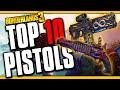 Borderlands 3   Top 10 Legendary Pistols