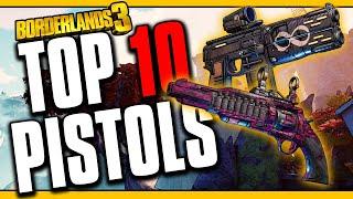 Borderlands 3 | Top 10 Legendary Pistols