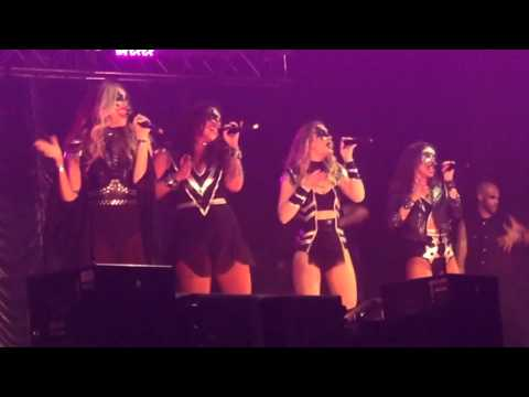Little Mix - Love Me Like You (Kiss FM Haunted House Party 2015) 29/10/15