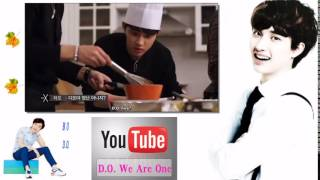 EXO's First Box   D O 디오 Cut  Eng Sub    YouTube