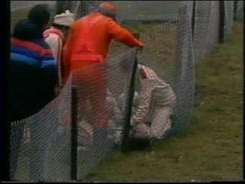 Download Accidente  fatal del piloto formula 1 Gilles Villeneuve  .