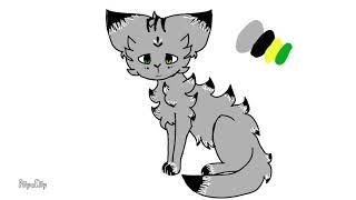 Окрас для кота Бича (наверно сложный окрас)