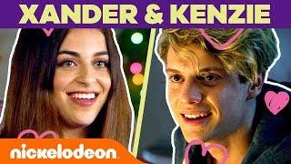 Bixler High's Romantic Spies: Xander & Kenzie 🕵 Ep. 5 💖 | Nick Love Story
