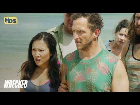 Wrecked: Season 2 - Jess, Todd, & Flo [PROMO] | TBS