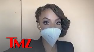 'Sistas' Star KJ Smith Says Tyler Perry Studios Quarantine Like Summer Camp | TMZ