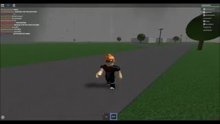 "Roblox: Storm Chasing: Project ""SLC"" Gameplay - Huge 2.5+ mile wide tornado hits Nells Trailer Park!"