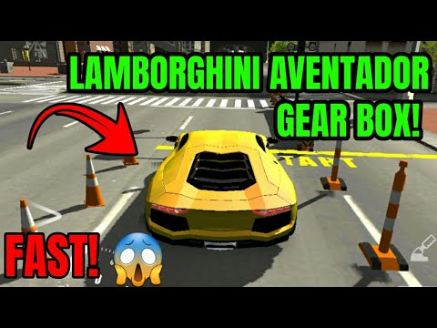 Lamborghini Aventador Gear Ratio (2021 Update) – Car Parking Multiplayer