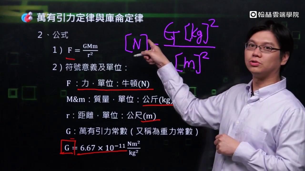 高中物理(學測)鎮麟物理--安鎮廷老師-【翰林雲端學院 線上學習首選】高中e名師-不限版本 高中生升學必備 - YouTube
