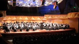 South Pointe Wind Ensemble- A Childhood Remembered