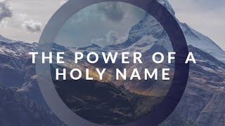 """""""The Power Of A Holy Name,"""" Evangelist George Hurt, Faith Apostolic Ministries 