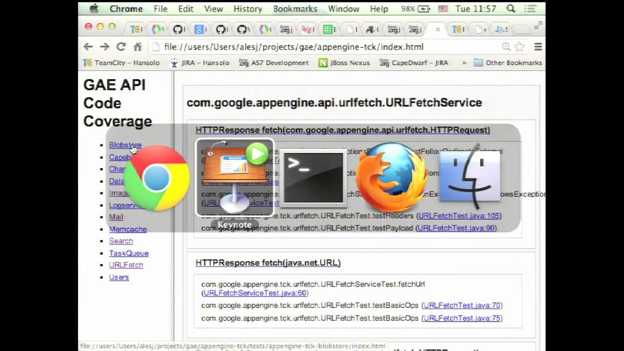 Implementing your own google app engine youtube implementing your own google app engine baditri Choice Image