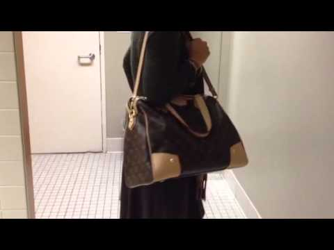 2b80c069fd28 Outfit of the day with LV Retiro GM - YouTube