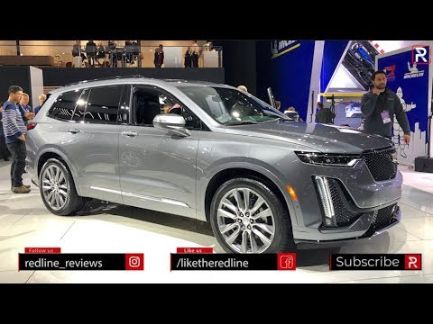 2020 Cadillac XT6 – Redline: First Look – 2019 NAIAS