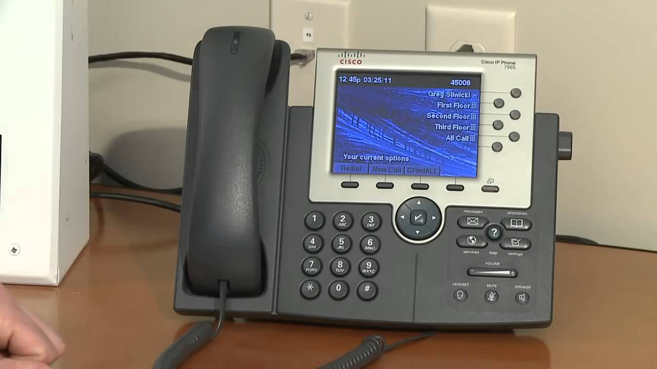 Using IP Phones As PA Systems