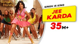 Jee Karda (Full Video Song) | Singh Is Kinng