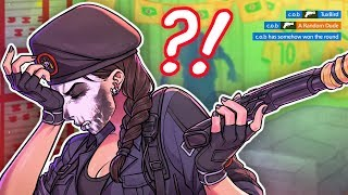 How NOT to Play Operation Grim Sky