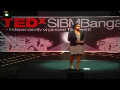 Road less traveled: Lisa Sthalekar at TEDx SIBMBangalore