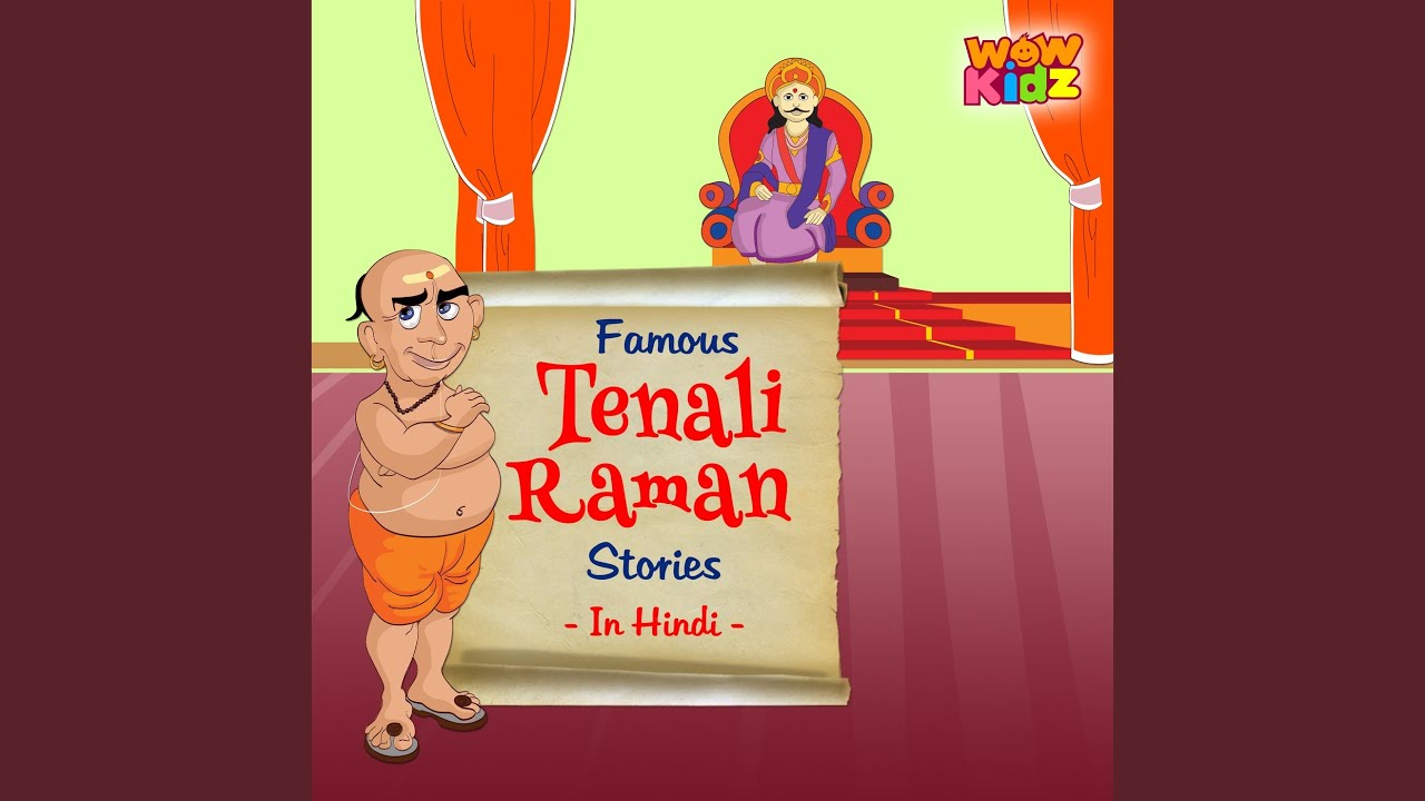 Image result for The Jinx - Tenali Raman Story youtube