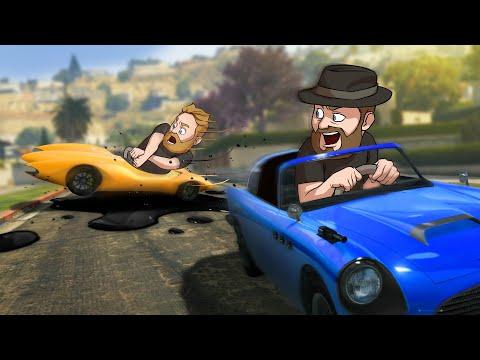 Spy Vs. Villains Challenge! | GTA5