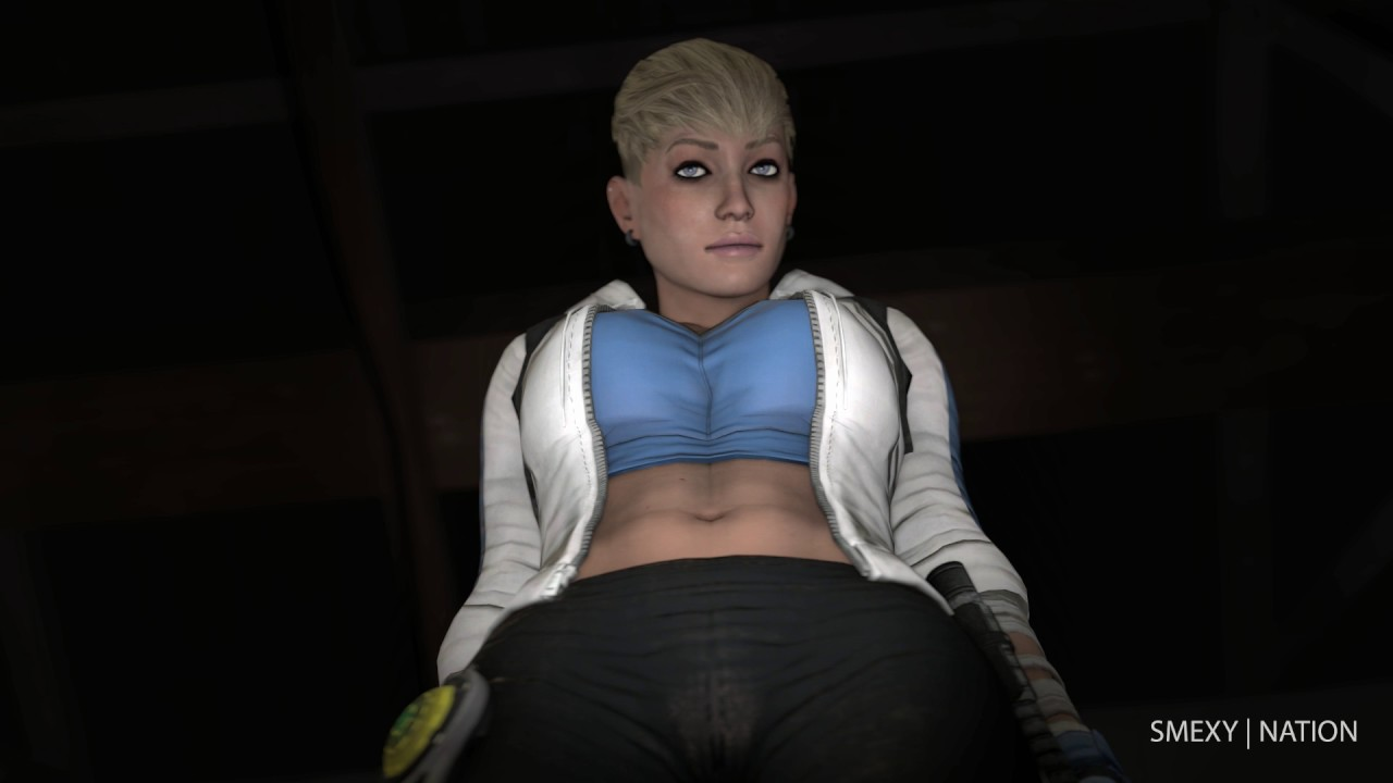 Cassie cage testing the new recruit - 5 5