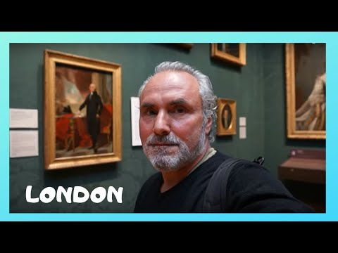 LONDON: National Portrait Gallery 🎨, top famous portraits to