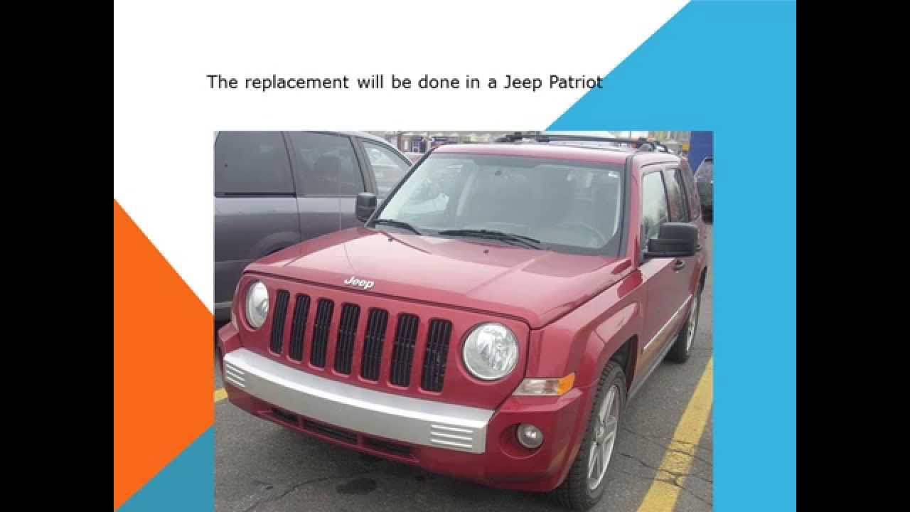 jeep patriot how to replace the air cabin filter