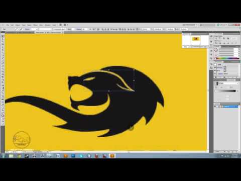How to Recreate any Logo Design to full Resolution..!!!