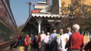Conway Scenic Railroad - Fun for the Whole Family!
