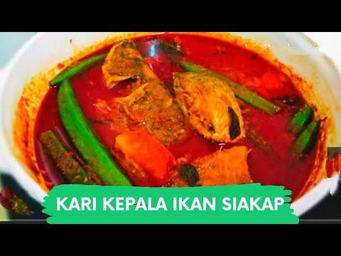 Resepi Kari Ikan   Fish Curry   Kari Ikan Enak   Mudah & Sedap - YouTube