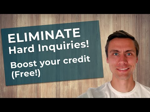 How To Remove Hard Inquiries From Your Credit Report [Step By Step]