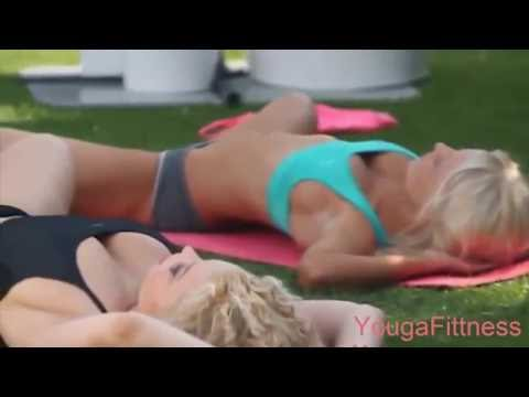 Naughty yoga pants workout | yoga girls crazy workout |Yoga Fitness Girls Motivation